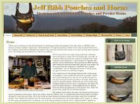 Jeff Bibb Pouches and Horns