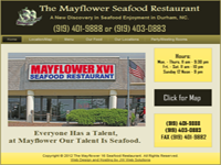 The Mayflower Seafood Restaurant